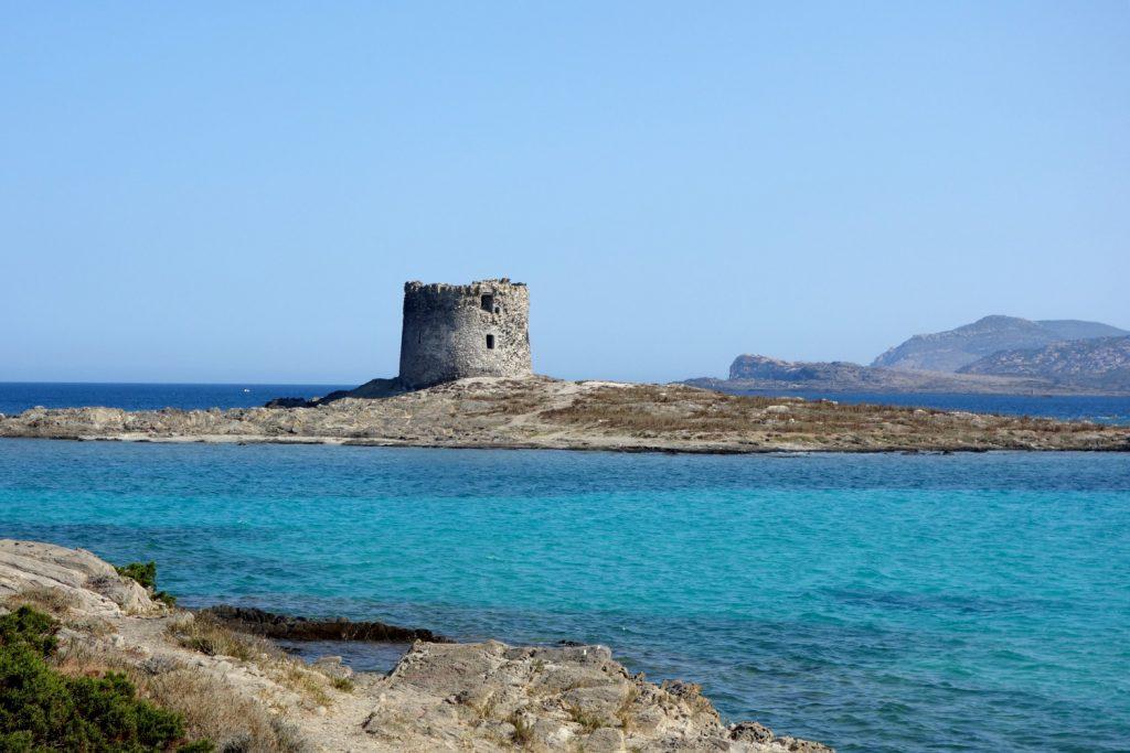 Sardinie - okruh ostrovem Nuragů