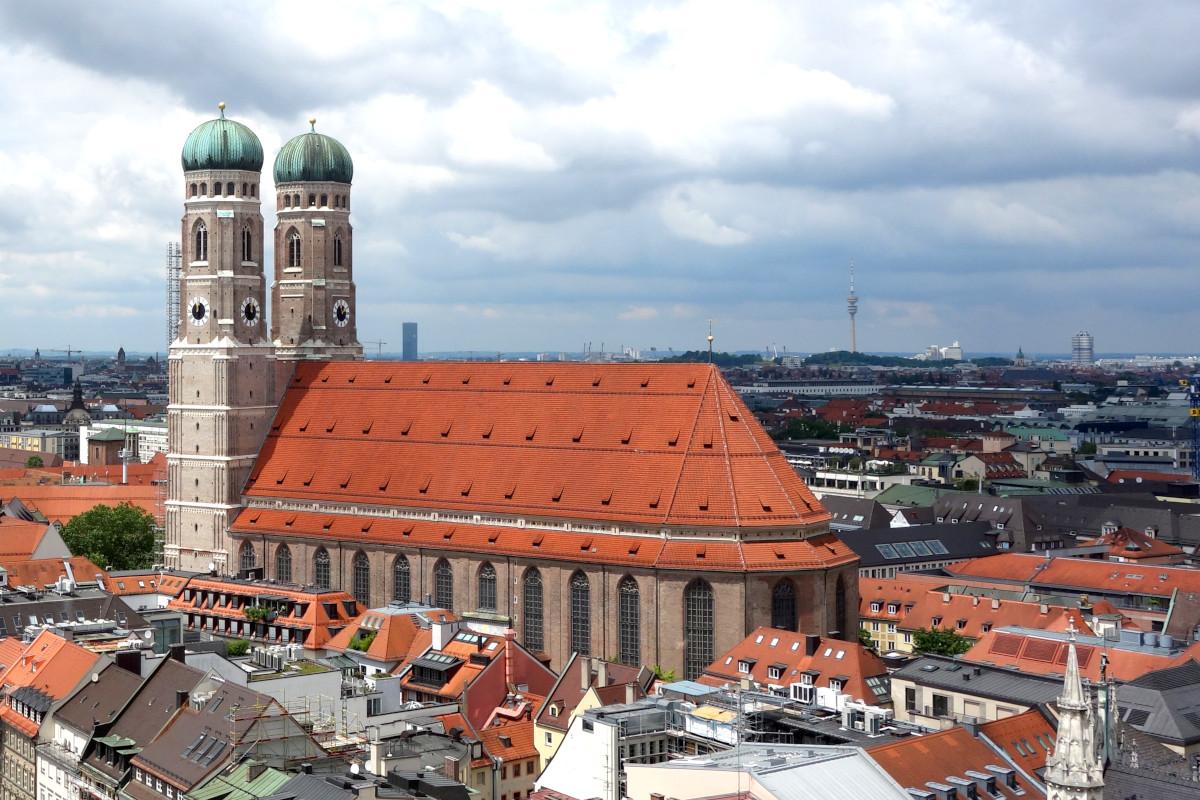 Mnichov Frauenkirche