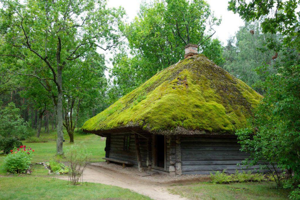Skanzen Riga - Lotyšsko