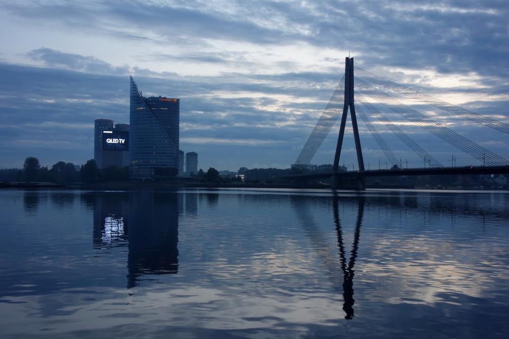 Riga - Vanšu tilts