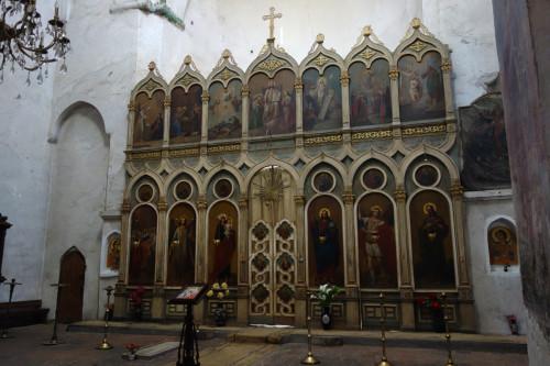 Ananuri interiér