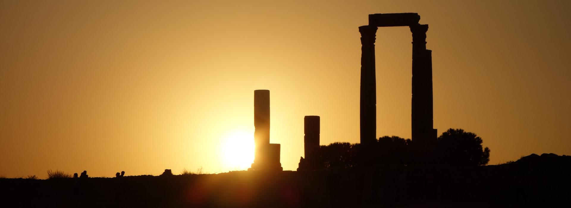 Herkulův chrám v Ammánu