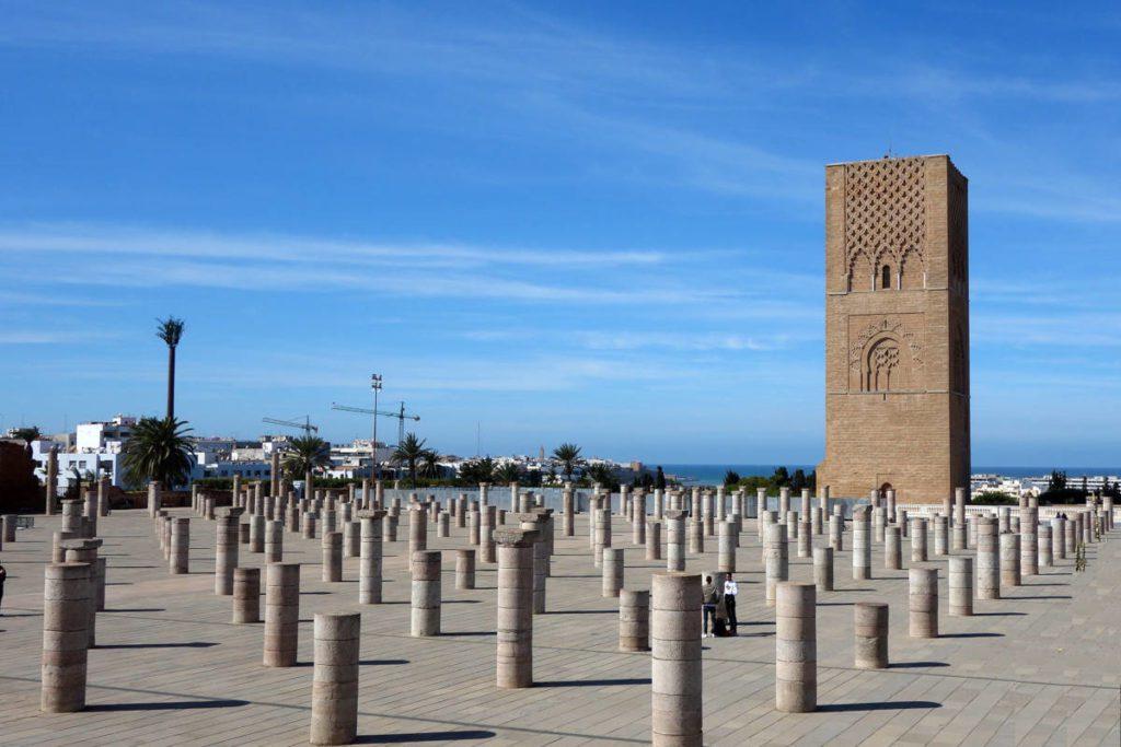 Rabat - hlavní město Maroka - 2/6