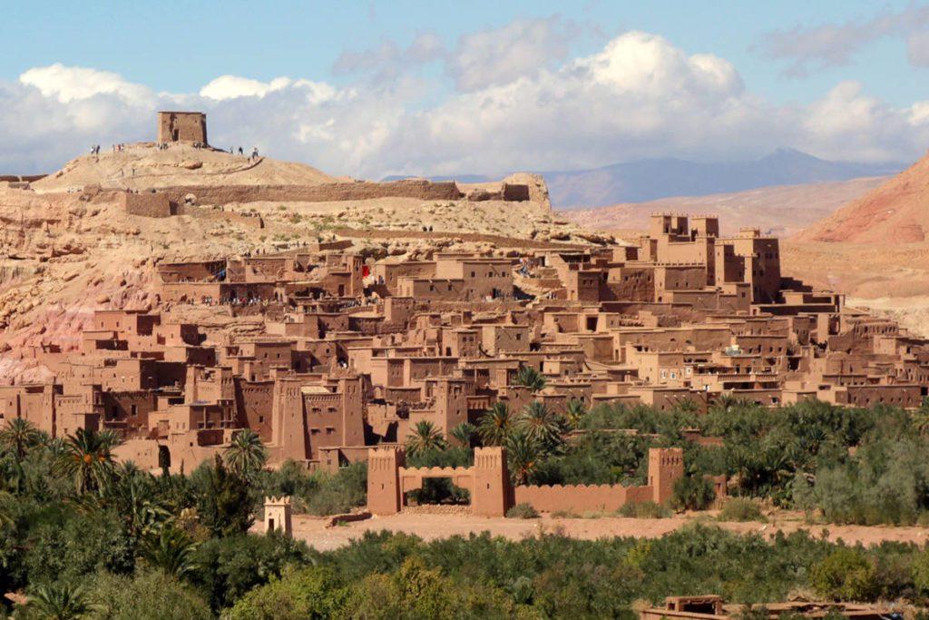 Ait Ben Haddou, Tinerhir - krásy jižního Maroka - 5/6