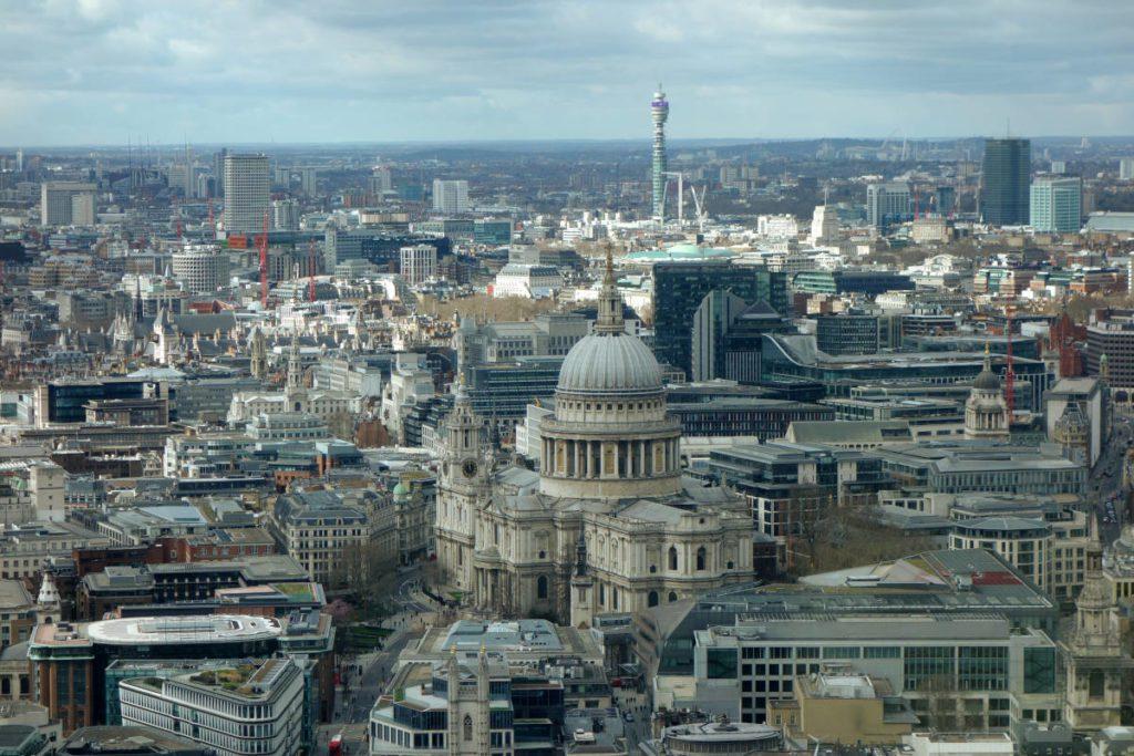 Londýn - tipy na atrakce zdarma