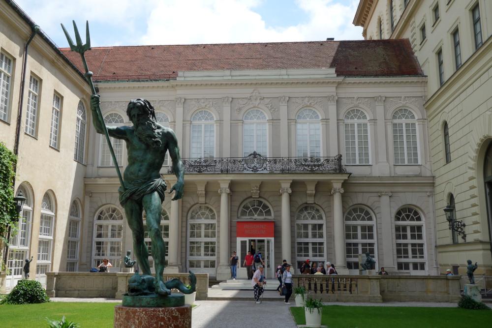 Mnichov - Rezidence
