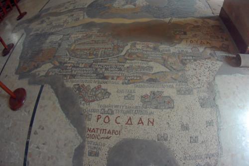 Mozaiková mapa