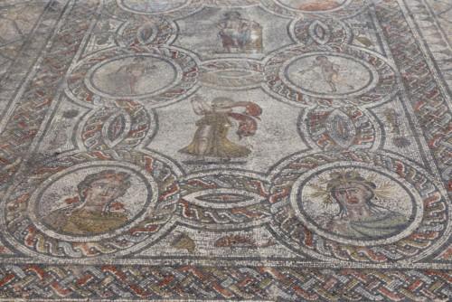 Mozaika, Volubilis