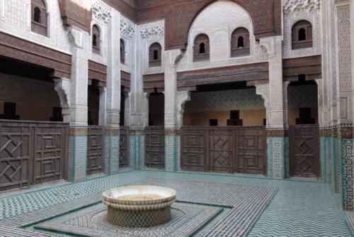 Medresa Bou Inania, Meknes